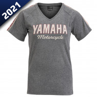 T-SHIRT FASTER SONS YAMAHA BRAZORIA POUR FEMME