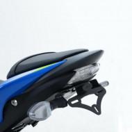 audemar:SUPPORT DE PLAQUE R&G RACING POUR SUZUKI GSX-S1000