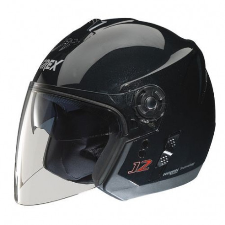 Casque GREX J2 Kinetic Noir