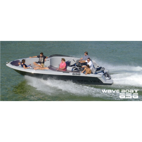 audemar:Wave Boat 656