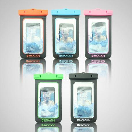 audemar:Pochette telephone Etanche SEAWAG