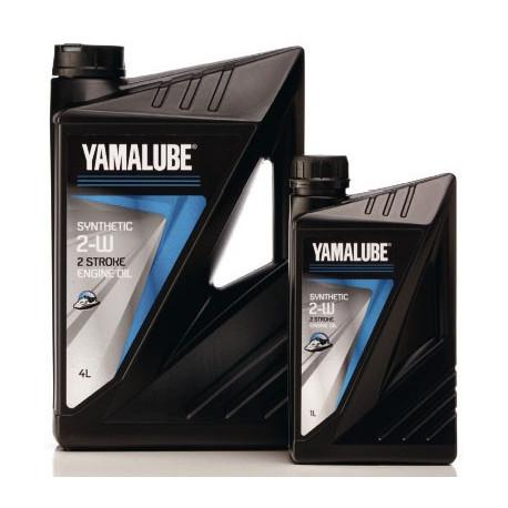 audemar:Huile moteur 2 temps marine 2W semi-synthèse YAMAHA