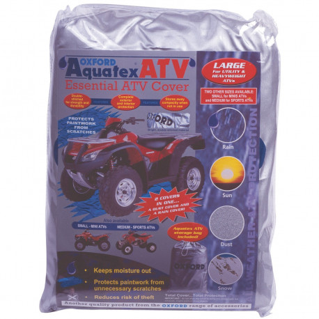 audemar:Bache de protection Quad