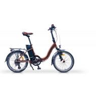 Image du vélo électrique GOES 20 ST en vente chez AUDEMAR à hyères, vélo électrique pliant pour bateau