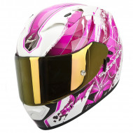 audemar:Casque SCORPION EXO 1200 AIR LILIUM