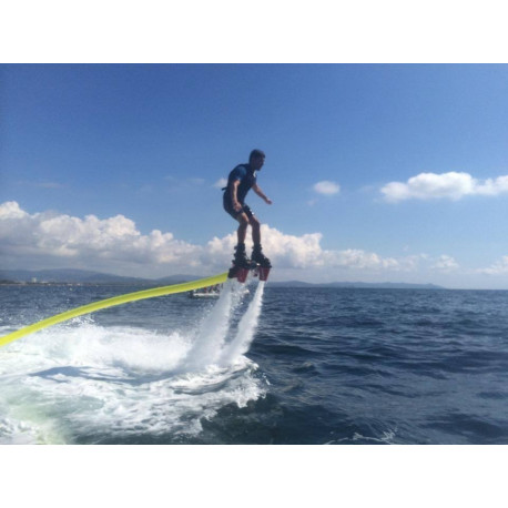 audemar:Session FLYBOARD 10 minutes