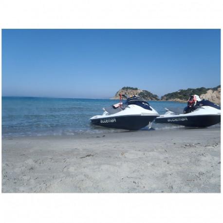 audemar:Porquerolles / Presqu'île de Giens / Fort de Brégançon - Randonnée Jet-Ski 1 Heure