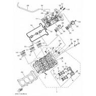 Culasse - Microfiche pièces SSSV Yamaha YXZ 1000 R Audemar