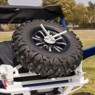 audemar:Porte-roue de secours