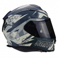 audemar:Casque SCORPION EXO 510 AIR CIPHER