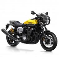 YAMAHA XJR1300 Racer noire grise jaune