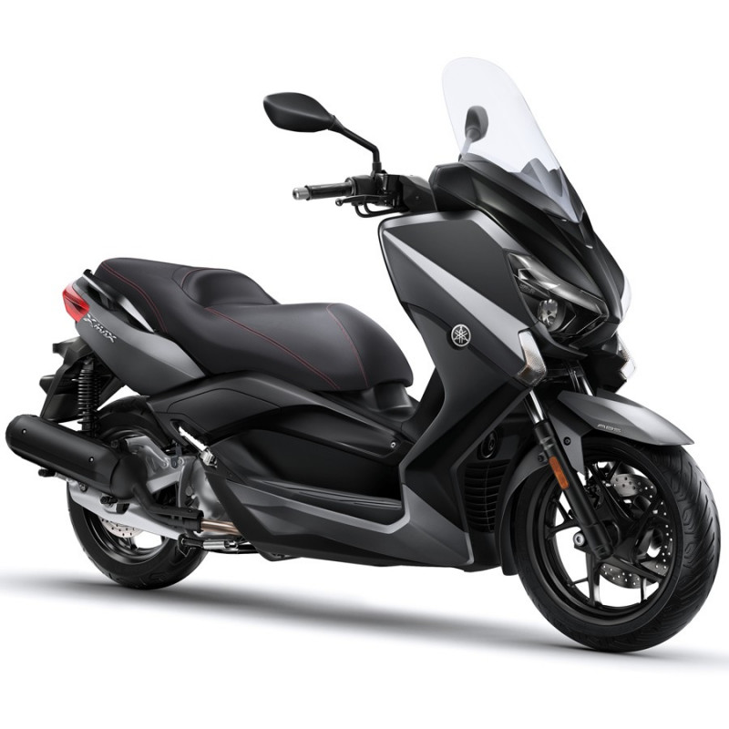 fiche technique prix et accessoires yamaha xmax 125 2012 2017. Black Bedroom Furniture Sets. Home Design Ideas