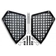 audemar:Porte papillon et filet de porte anti-défénestration SSV Yamaha YXZ 1000 R