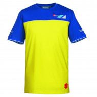 T-SHIRT HOMME SUZUKI TEAM YELLOW