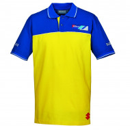 POLO HOMME SUZUKI TEAM YELLOW