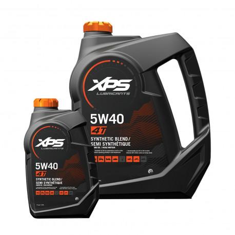 audemar:Huile moteur 4T semi-synthétique XPS