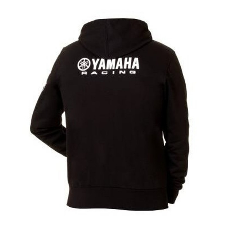 Homme 2018 Sweat Paddock Natori À Yamaha Audemar Capuche 7WRRHExqS