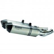 audemar:SILENCIEUX AKRAPOVIC INOX POUR FJR1300