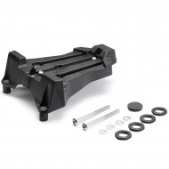 audemar:SUPPORT DE TOP-CASE ALUMINIUM YAMAHA POUR XT1200 SUPER TENERE