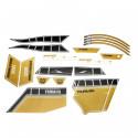 KIT STICKERS WORLDCROSSER POUR XT1200 SUPER TENERE