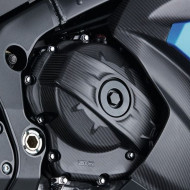 PROTECTION DE CARTER D'EMBRAYAGE EN CARBONE POUR GSX-R1000