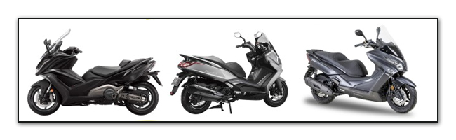 scooters kymco